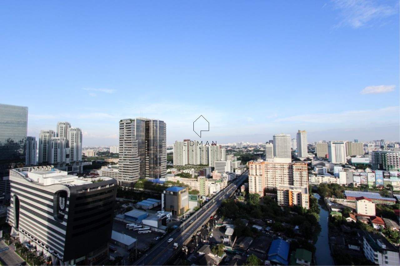 Edman and Partners Co.,Ltd Agency's CONDO LETTE  MIDST  RAMA9  1  BED  FOR  RENT  AND  SALE 18