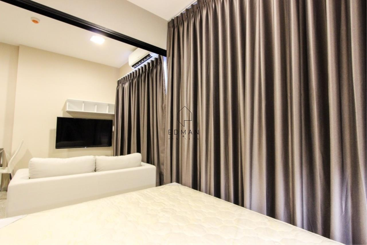 Edman and Partners Co.,Ltd Agency's CONDO LETTE  MIDST  RAMA9  1  BED  FOR  RENT  AND  SALE 11