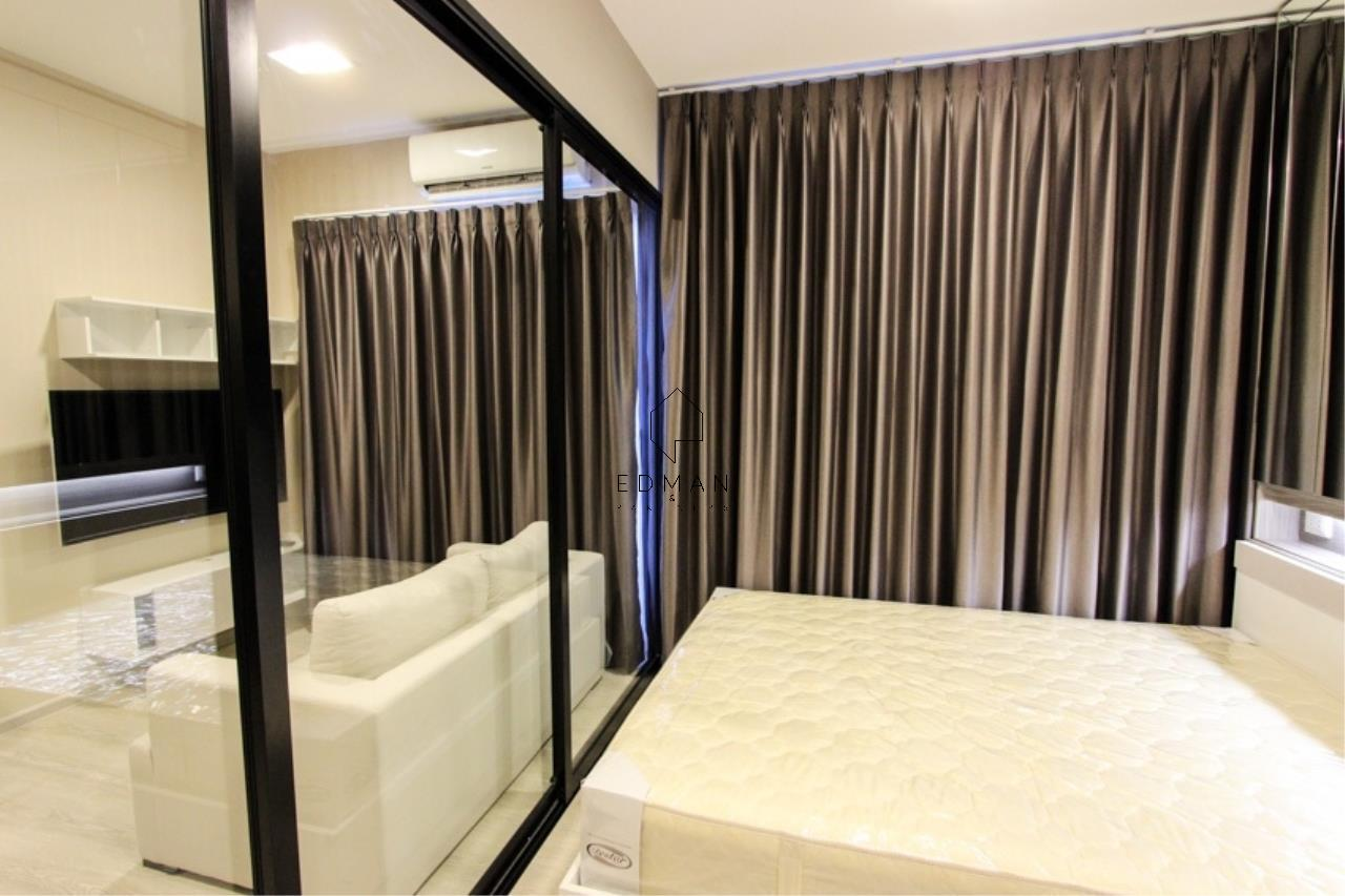 Edman and Partners Co.,Ltd Agency's CONDO LETTE  MIDST  RAMA9  1  BED  FOR  RENT  AND  SALE 6