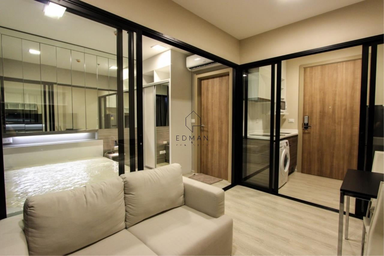 Edman and Partners Co.,Ltd Agency's CONDO LETTE  MIDST  RAMA9  1  BED  FOR  RENT  AND  SALE 3