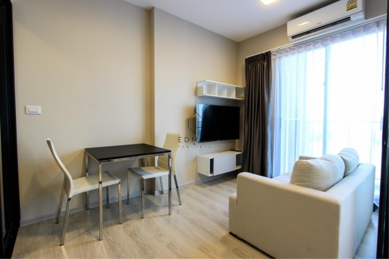 Edman and Partners Co.,Ltd Agency's CONDO LETTE  MIDST  RAMA9  1  BED  FOR  RENT  AND  SALE 2
