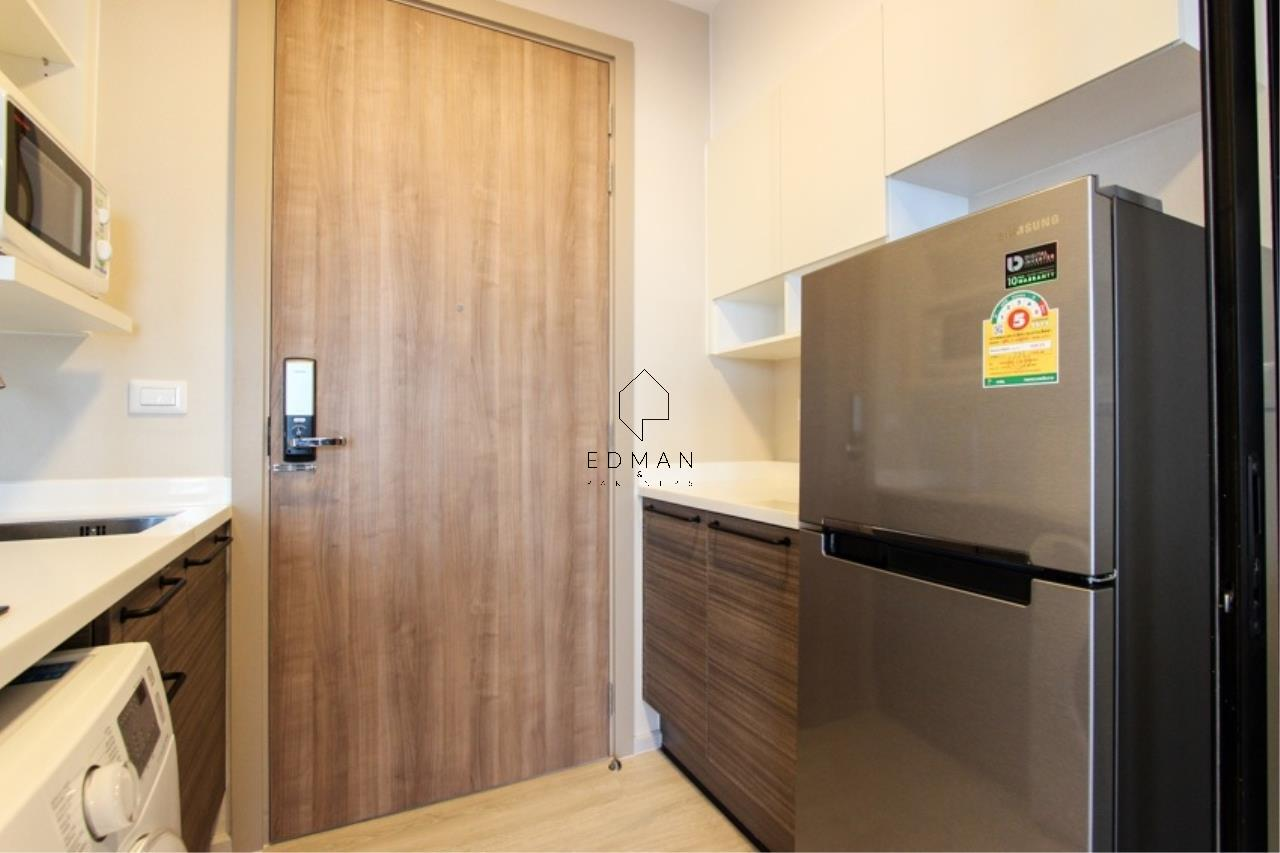 Edman and Partners Co.,Ltd Agency's CONDO LETTE  MIDST  RAMA9  1  BED  FOR  RENT  AND  SALE 8