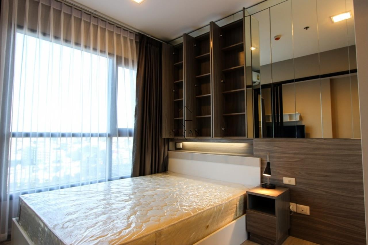 Edman and Partners Co.,Ltd Agency's CONDO LETTE  MIDST  RAMA9  1  BED  FOR  RENT  AND  SALE 10