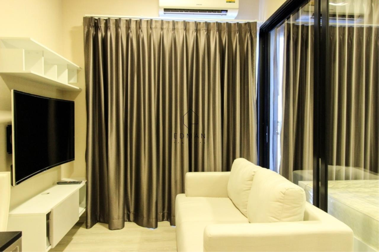 Edman and Partners Co.,Ltd Agency's CONDO LETTE  MIDST  RAMA9  1  BED  FOR  RENT  AND  SALE 4
