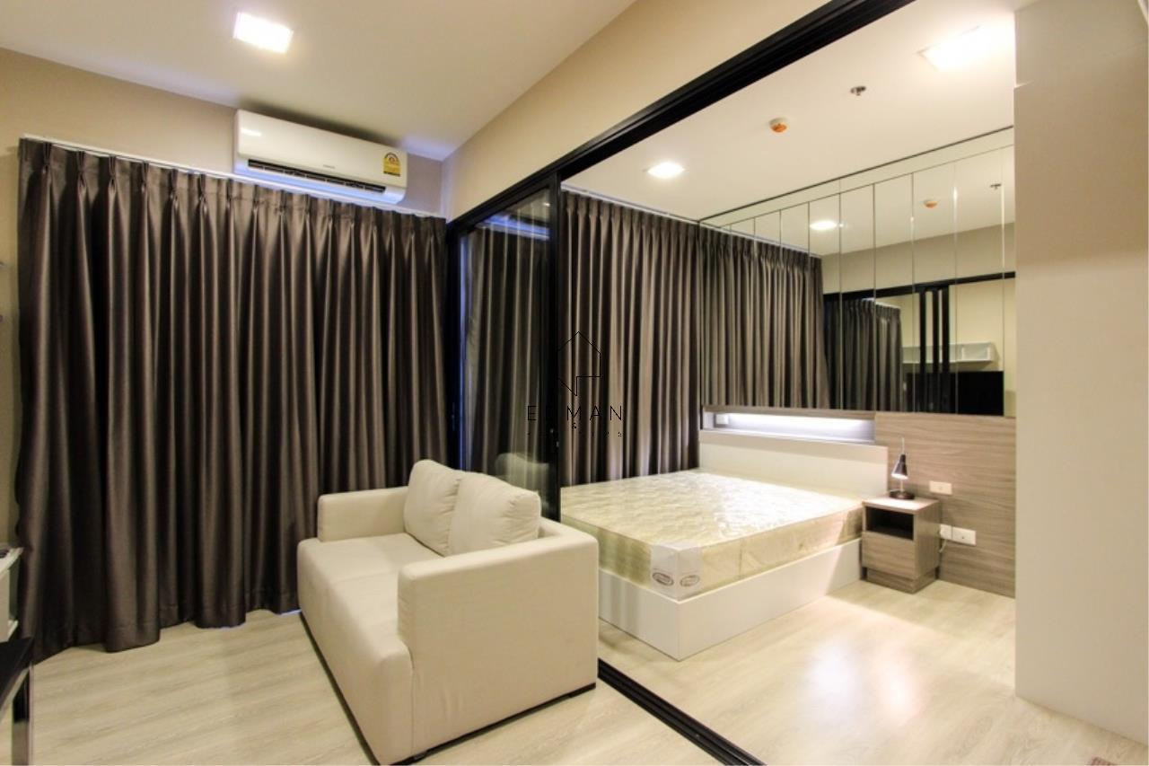 Edman and Partners Co.,Ltd Agency's CONDO LETTE  MIDST  RAMA9  1  BED  FOR  RENT  AND  SALE 5