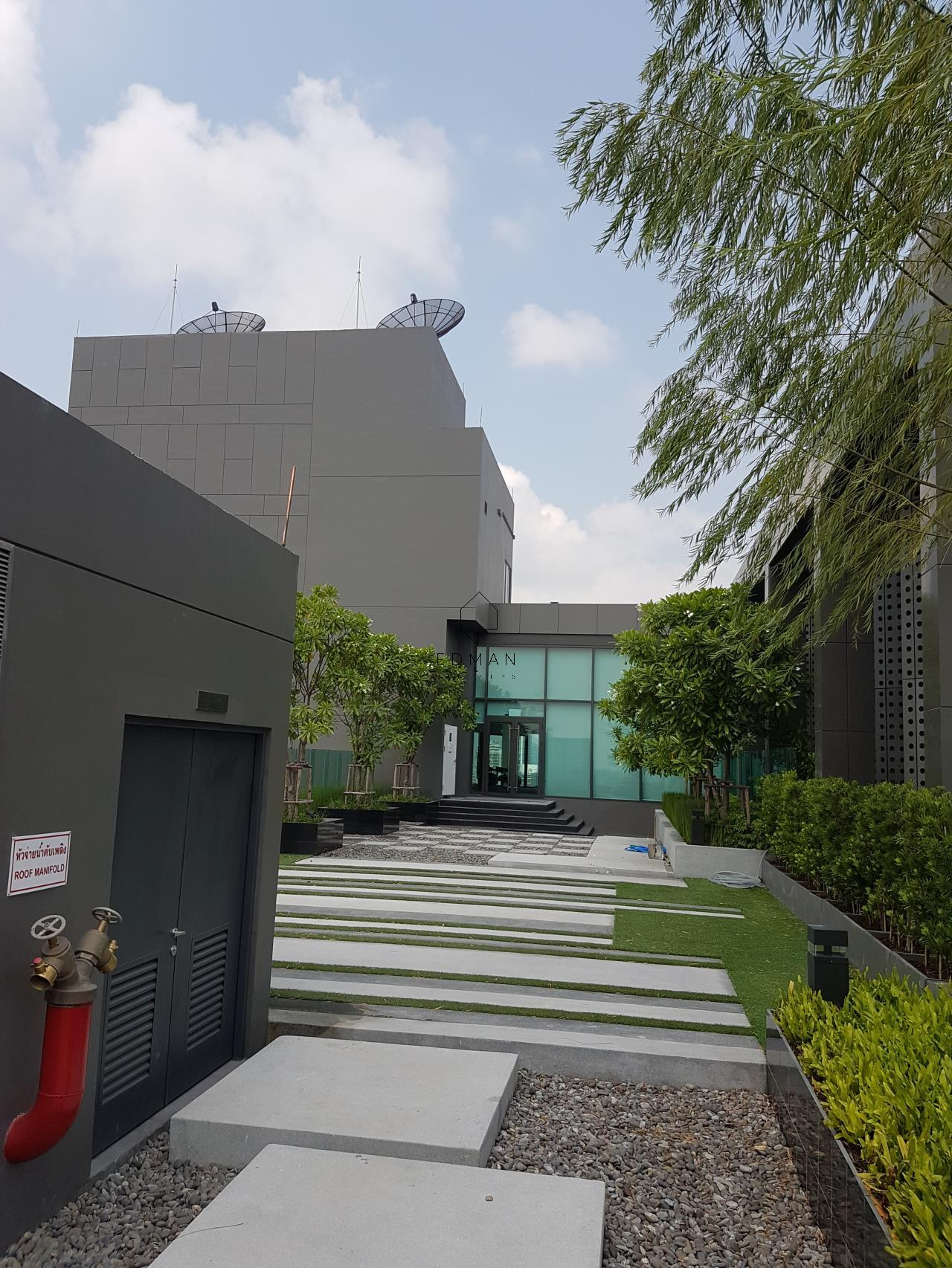 Edman & Partners Co.,Ltd. Agency's Rhythm Sukhumvit 36-38    1  bed  for  rent 2