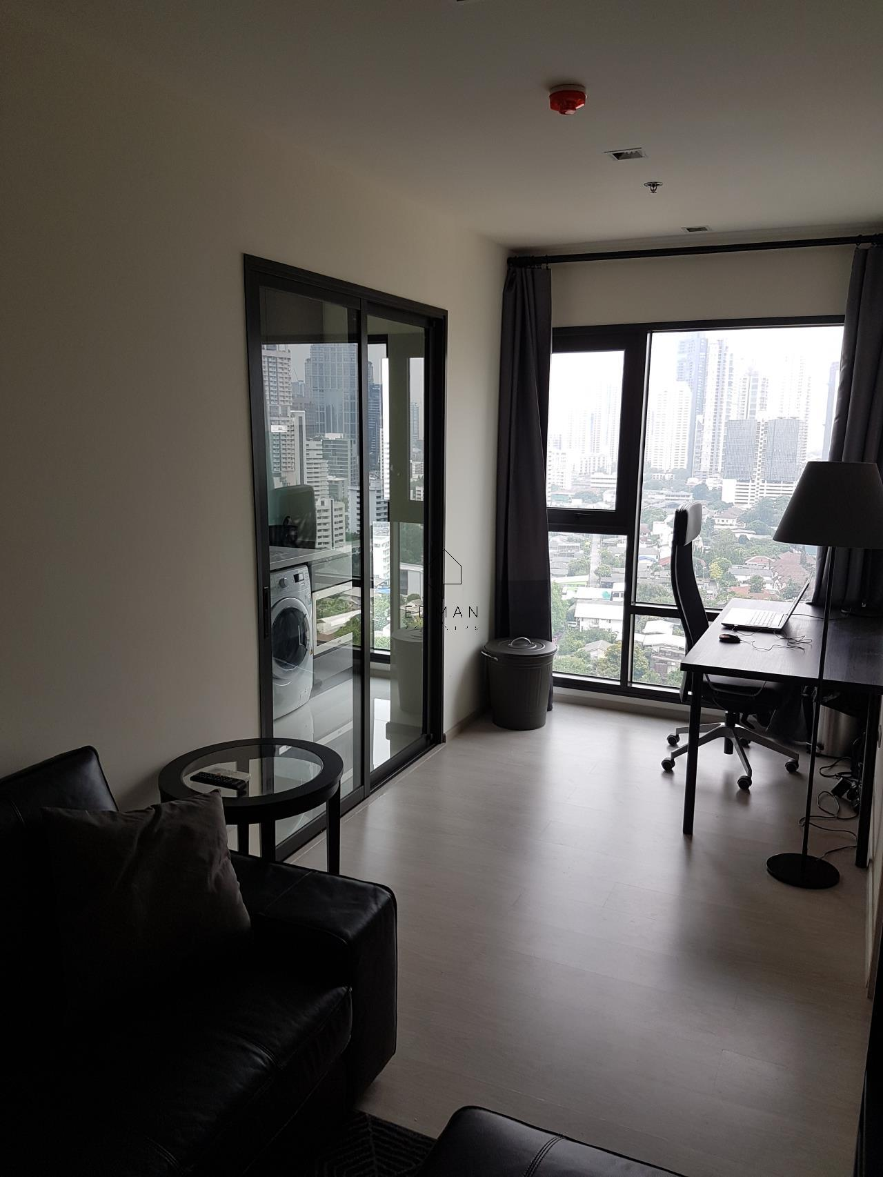 Edman & Partners Co.,Ltd. Agency's Rhythm Sukhumvit 36-38    1  bed  for  rent 4