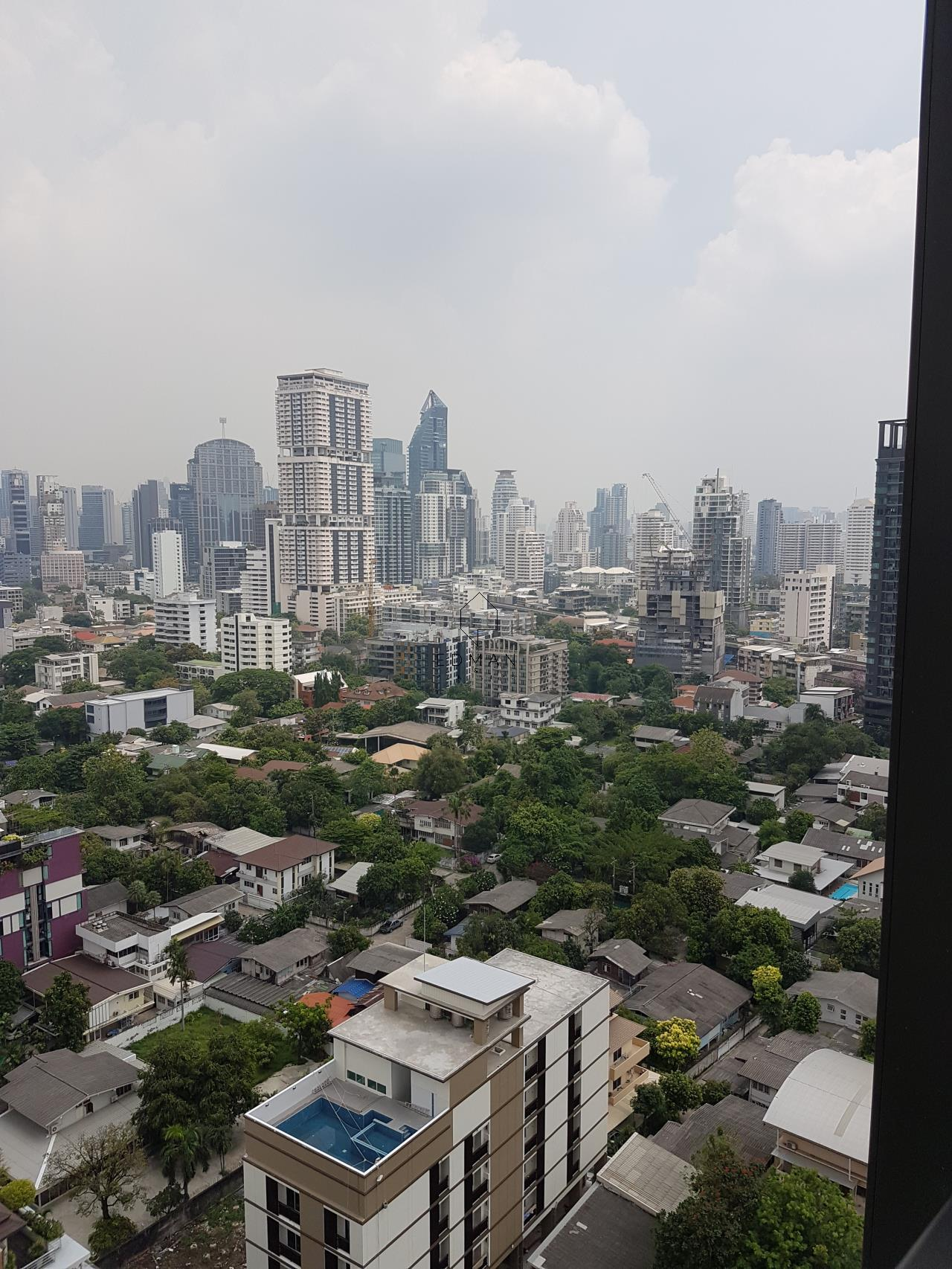 Edman & Partners Co.,Ltd. Agency's Rhythm Sukhumvit 36-38    1  bed  for  rent 29