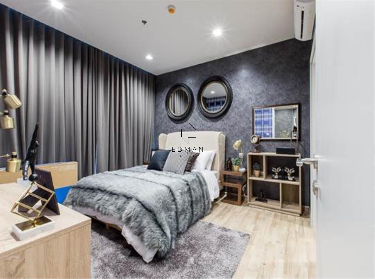 Edman & Partners Co.,Ltd. Agency's The Line Jatujak-Mochit   3  bed   for  rent 6