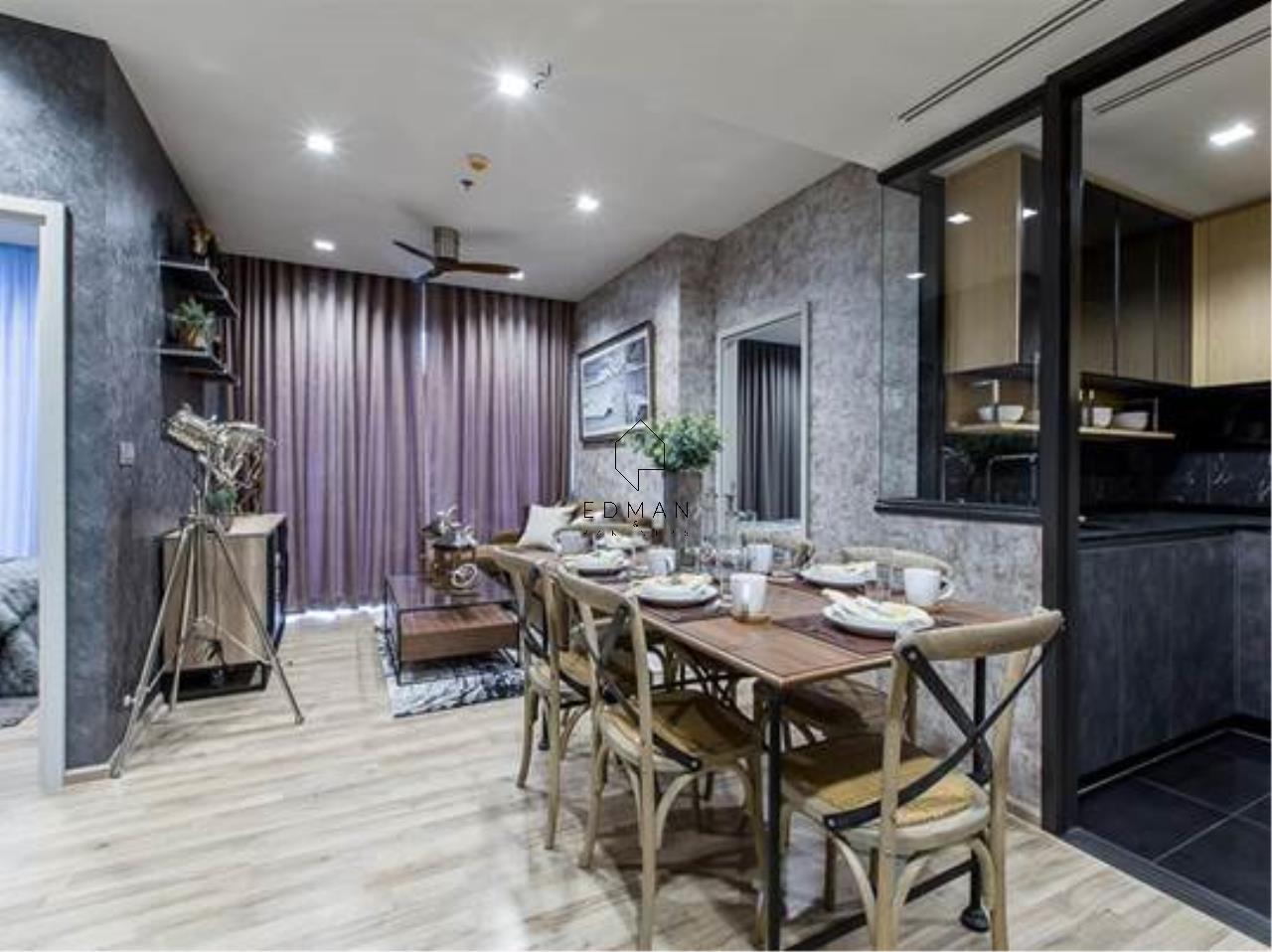 Edman & Partners Co.,Ltd. Agency's The Line Jatujak-Mochit   3  bed   for  rent 2