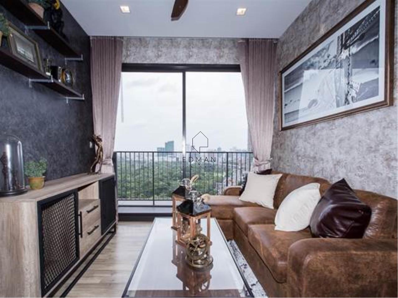 Edman & Partners Co.,Ltd. Agency's The Line Jatujak-Mochit   3  bed   for  rent 1