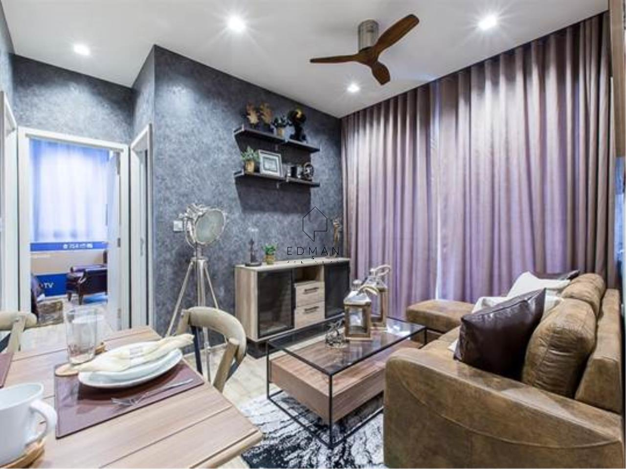 Edman & Partners Co.,Ltd. Agency's The Line Jatujak-Mochit   3  bed   for  rent 3