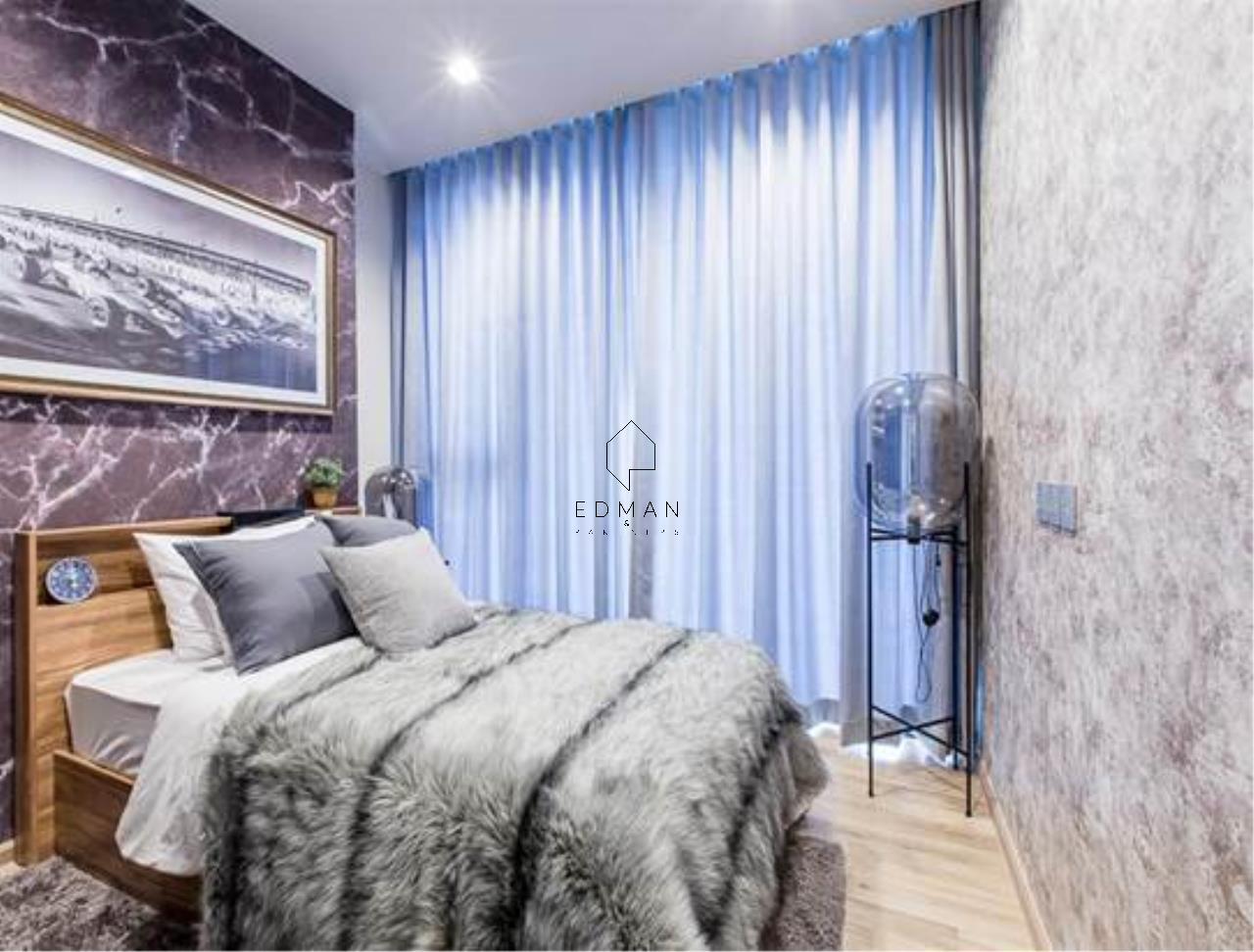 Edman & Partners Co.,Ltd. Agency's The Line Jatujak-Mochit   3  bed   for  rent 5