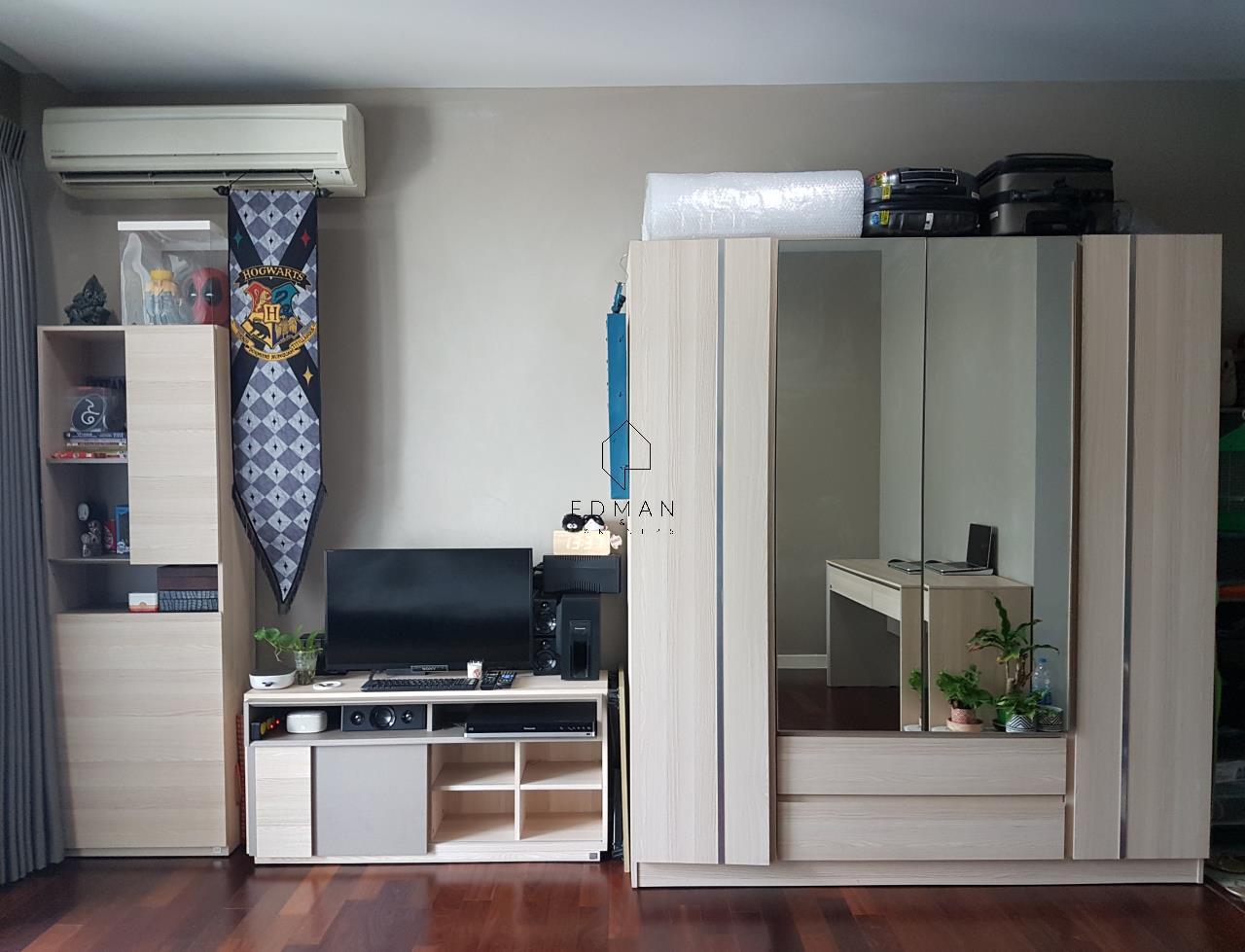 Edman & Partners Co.,Ltd. Agency's The Circle Condominium    1   studio    for  sale 3