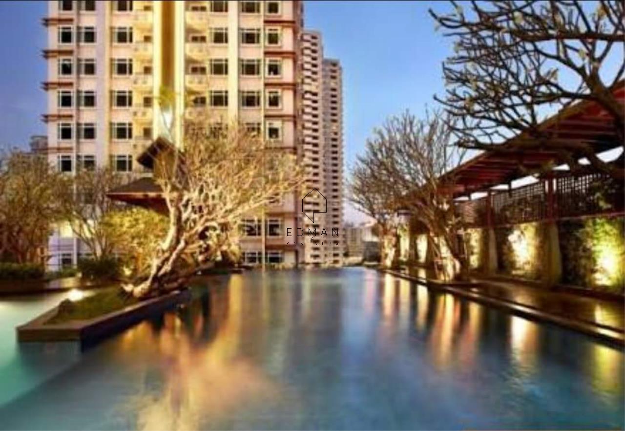 Edman & Partners Co.,Ltd. Agency's The Circle Condominium    1   studio    for  sale 10
