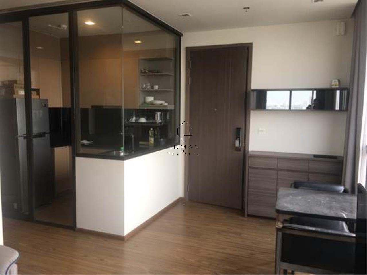 Edman & Partners Co.,Ltd. Agency's THE  LINE  SUKHUMVIT71    1  bed  for  rent 2