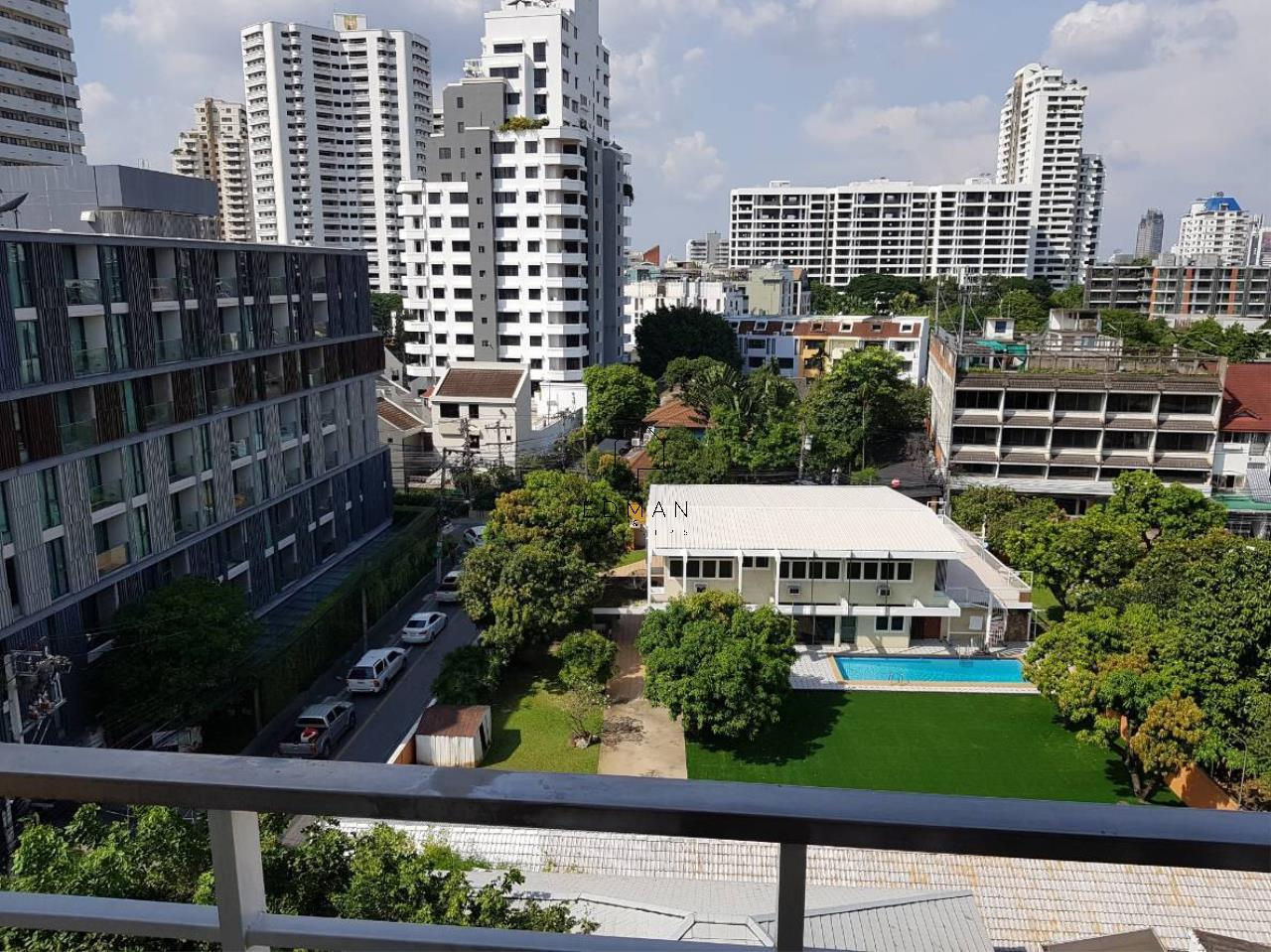 Edman & Partners Co.,Ltd. Agency's ALCOVE  SUKHUMVIT49   1  bed  for  rent 5