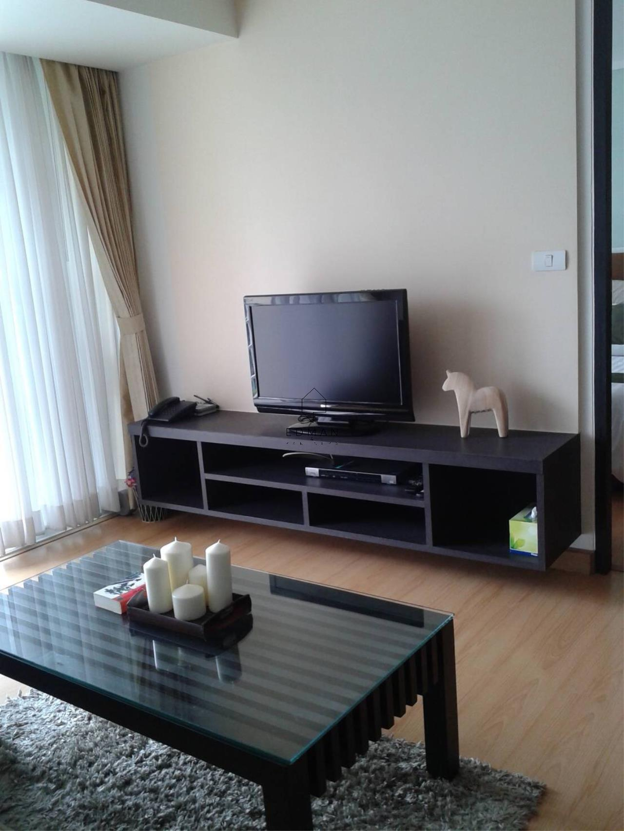 Edman & Partners Co.,Ltd. Agency's ALCOVE  SUKHUMVIT49   1  bed  for  rent 2