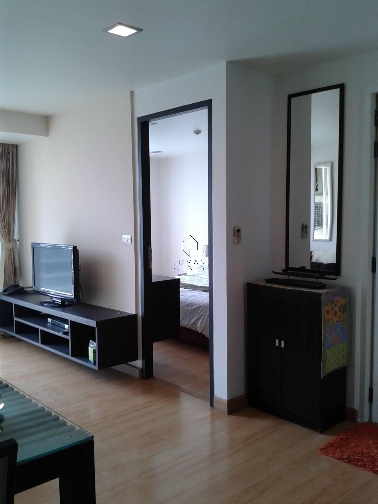Edman & Partners Co.,Ltd. Agency's ALCOVE  SUKHUMVIT49   1  bed  for  rent 3