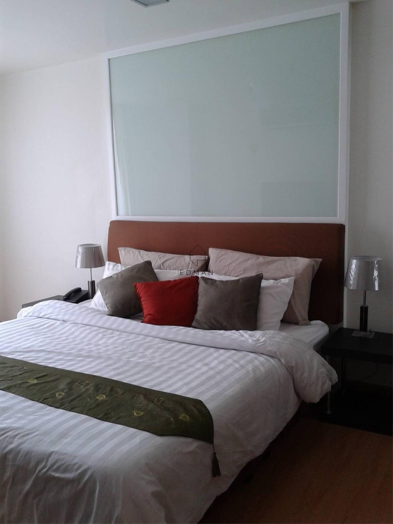 Edman & Partners Co.,Ltd. Agency's ALCOVE  SUKHUMVIT49   1  bed  for  rent 1