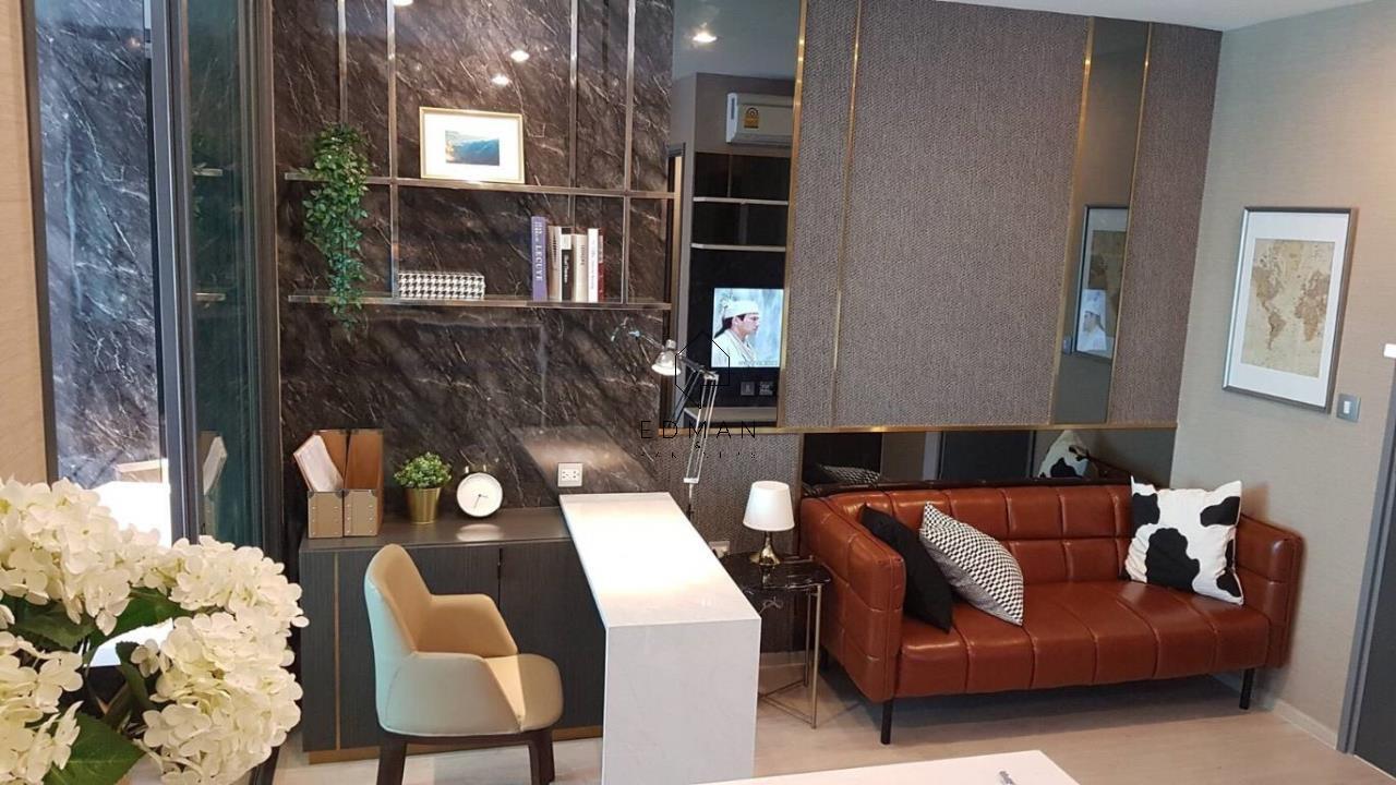 Edman and Partners Co.,Ltd Agency's RHYTHM  RANGNAM    2  bed   for  rent 1