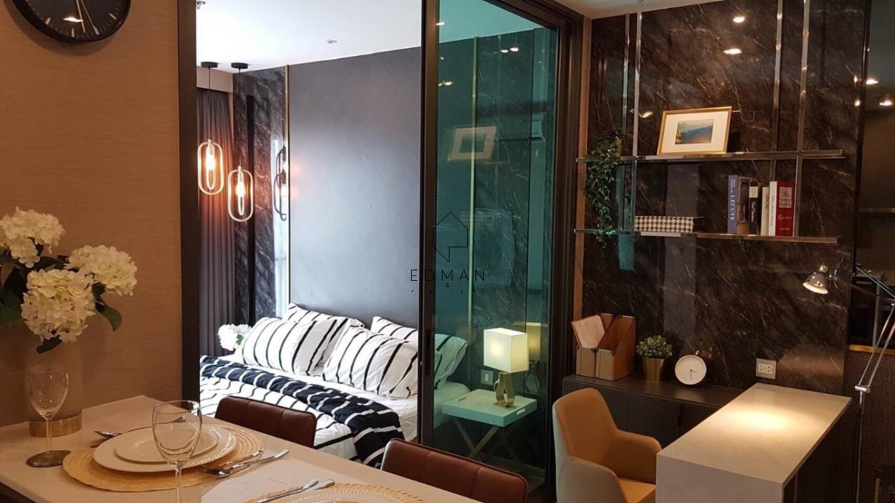 Edman and Partners Co.,Ltd Agency's RHYTHM  RANGNAM    2  bed   for  rent 2