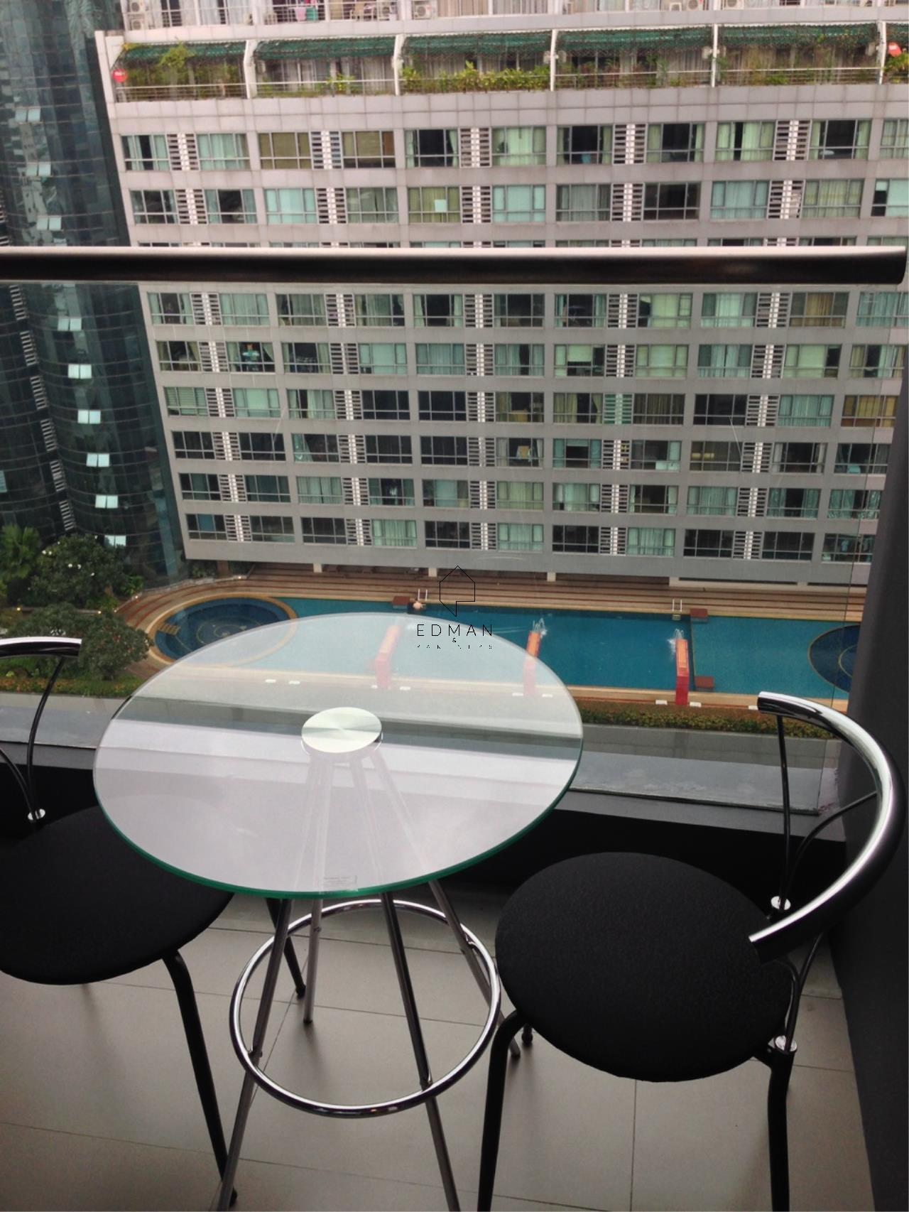 Edman & Partners Co.,Ltd. Agency's Hyde Sukhumvit 13   1   bed  for  rent 11
