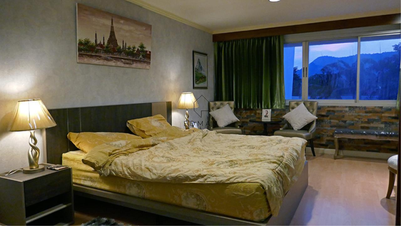 Edman & Partners Co.,Ltd. Agency's Bangsaray Condominium  2  bed   for  rent  and  sale 8