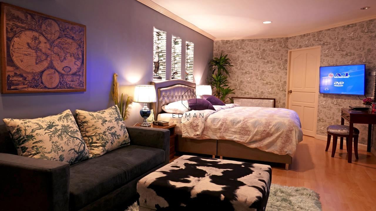 Edman & Partners Co.,Ltd. Agency's Bangsaray Condominium  2  bed   for  rent  and  sale 6