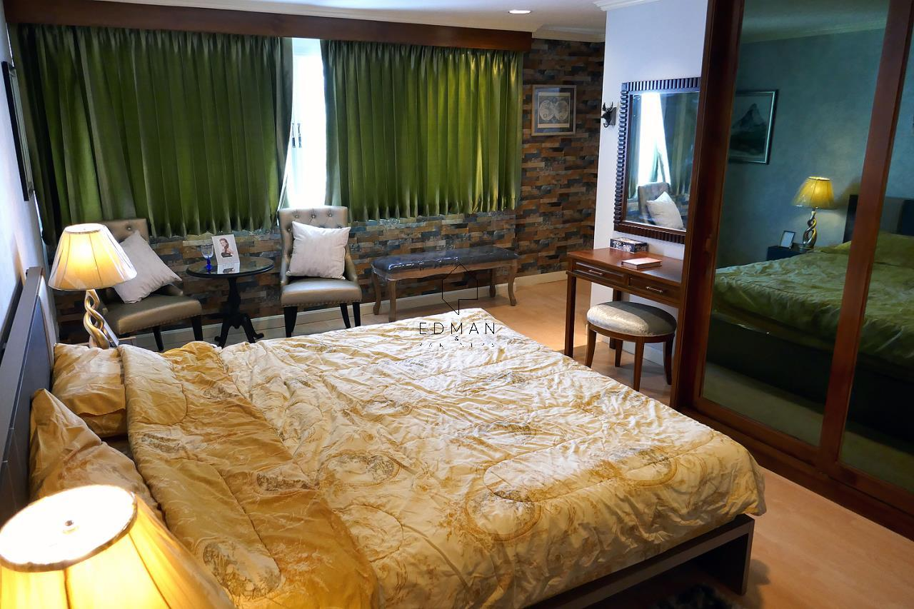 Edman & Partners Co.,Ltd. Agency's Bangsaray Condominium  2  bed   for  rent  and  sale 5
