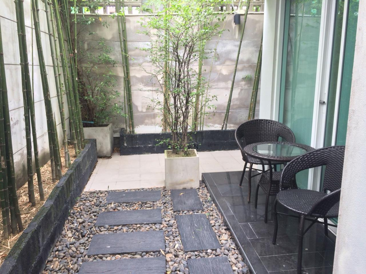 Edman and Partners Co.,Ltd Agency's Flawless Sathorn Residence   1   bed  for sale 12