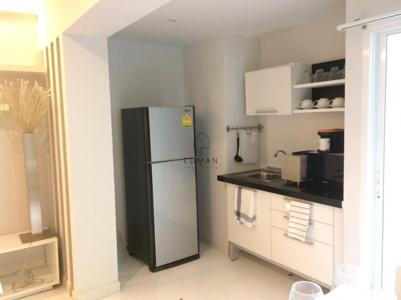 Edman and Partners Co.,Ltd Agency's Flawless Sathorn Residence   1   bed  for sale 9