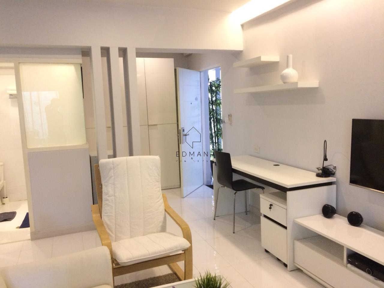 Edman and Partners Co.,Ltd Agency's Flawless Sathorn Residence   1   bed  for sale 3