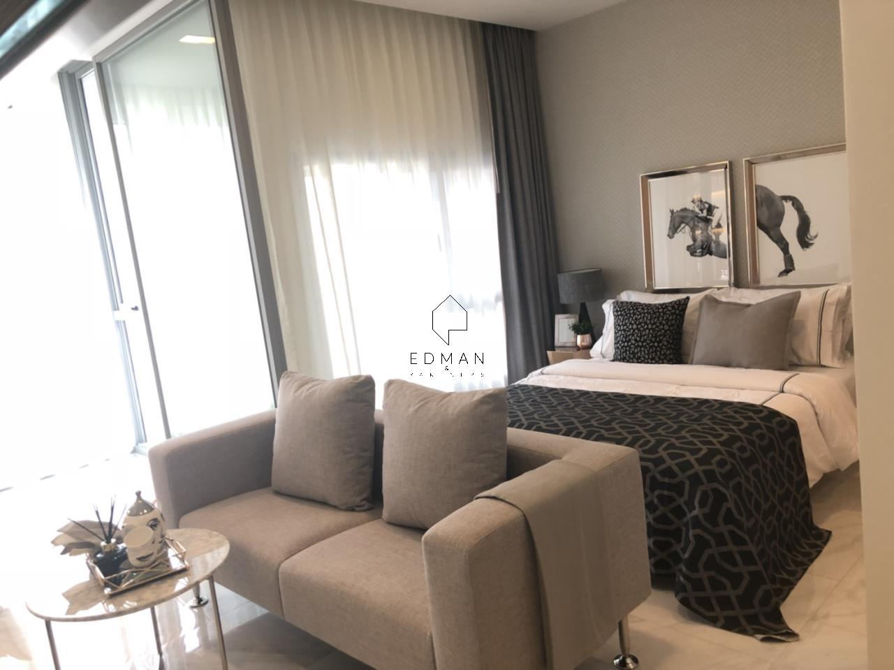 Edman and Partners Co.,Ltd Agency's Flawless Sathorn Residence   1   bed  for sale 6
