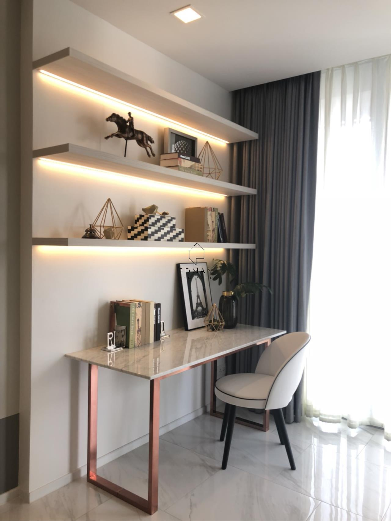 Edman and Partners Co.,Ltd Agency's Flawless Sathorn Residence   1   bed  for sale 1