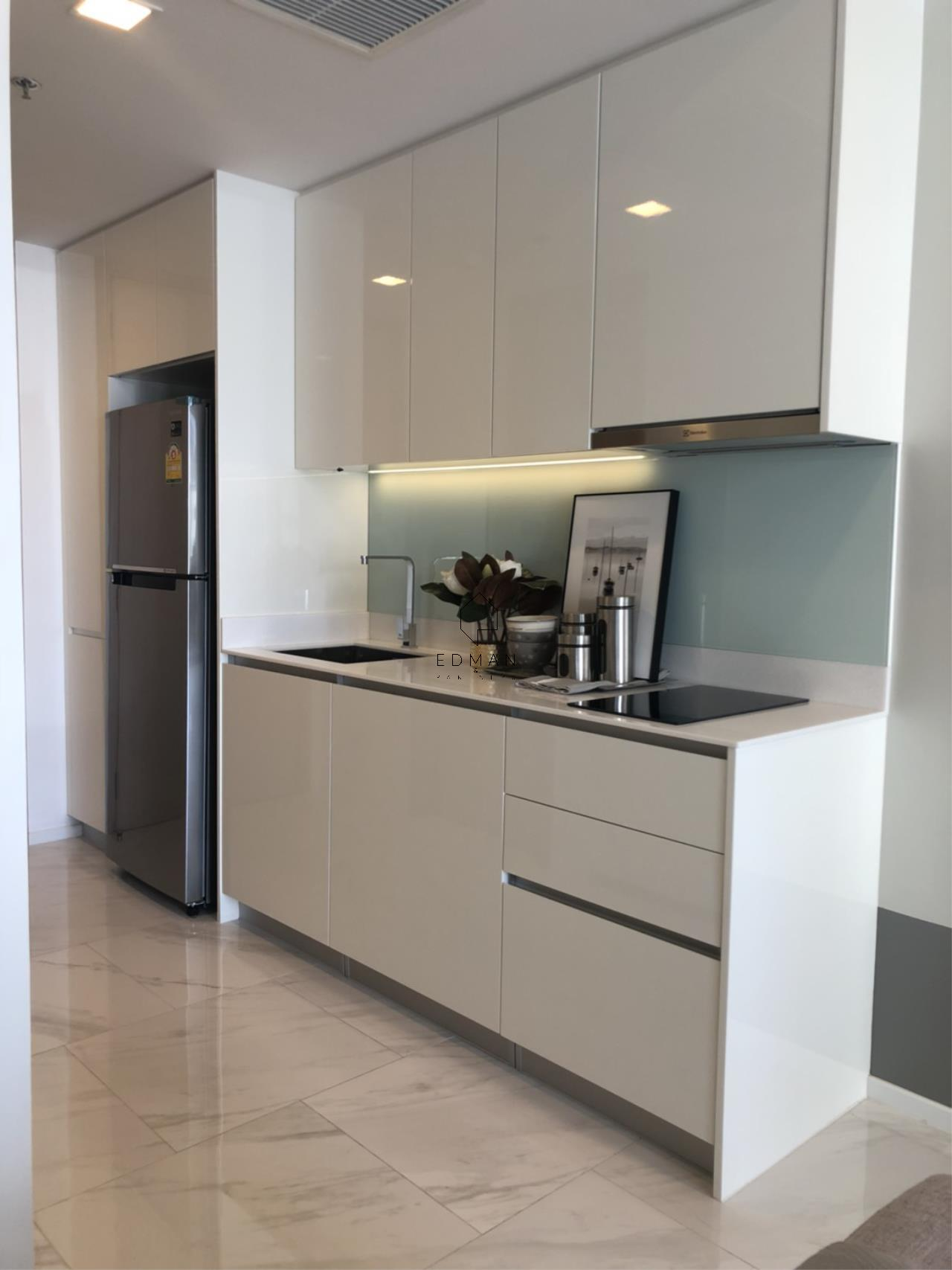 Edman and Partners Co.,Ltd Agency's Flawless Sathorn Residence   1   bed  for sale 7