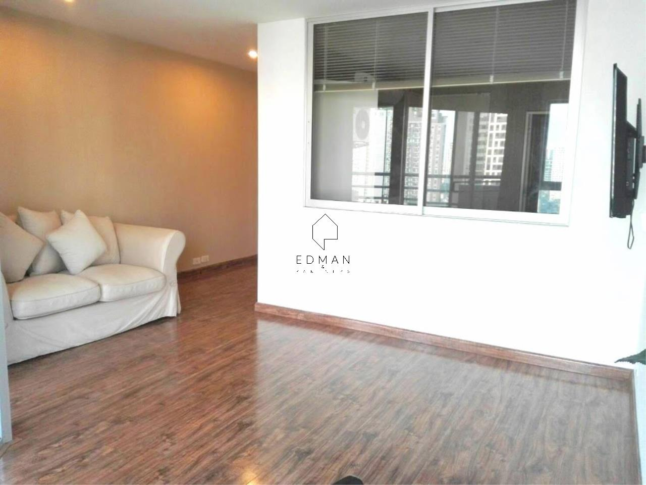 Edman & Partners Co.,Ltd. Agency's Waterford Park Thonglor   2  bed  for  rent 6