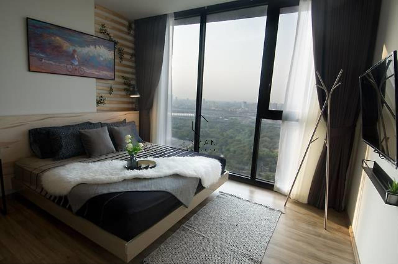 Edman and Partners Co.,Ltd Agency's  THE LINE JATUJAK   2  bed  for  rent 3