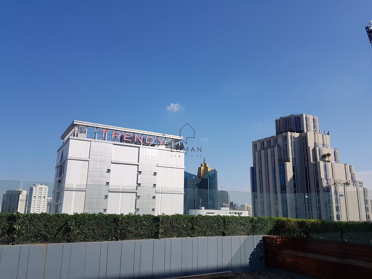 Edman and Partners Co.,Ltd Agency's  Hyde Sukhumvit13   3   bed  for   rent 13
