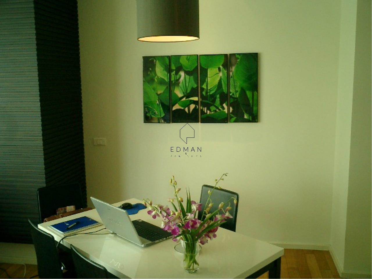Edman and Partners Co.,Ltd Agency's The Lakes 1508   1  bed   for    rent 5