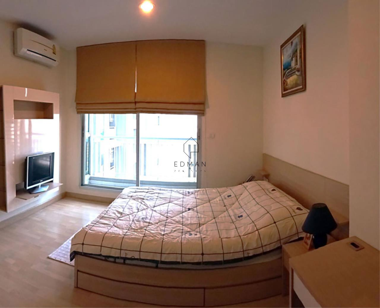 Edman and Partners Co.,Ltd Agency's RYHTHM  Ratchada  1  bed  for  rent 3