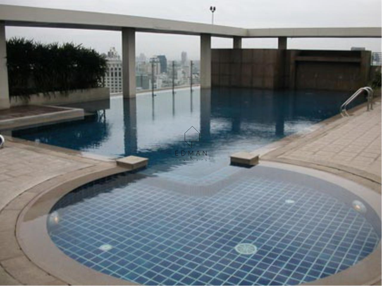 Edman and Partners Co.,Ltd Agency's The Lakes 1508   1  bed  for  rent 15