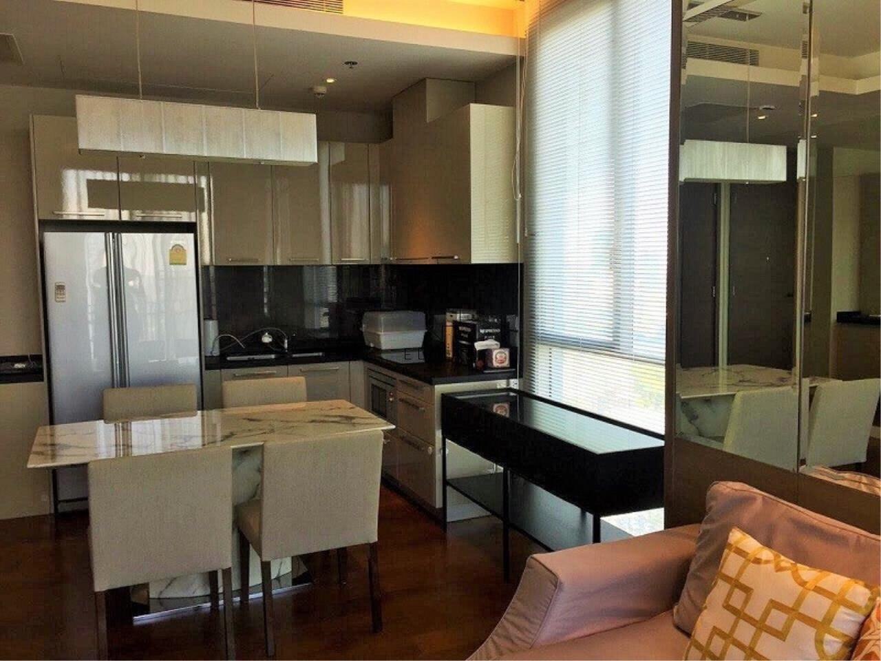 Edman and Partners Co.,Ltd Agency's QUATTRO   THONGLO   2   bed  for   rent 2
