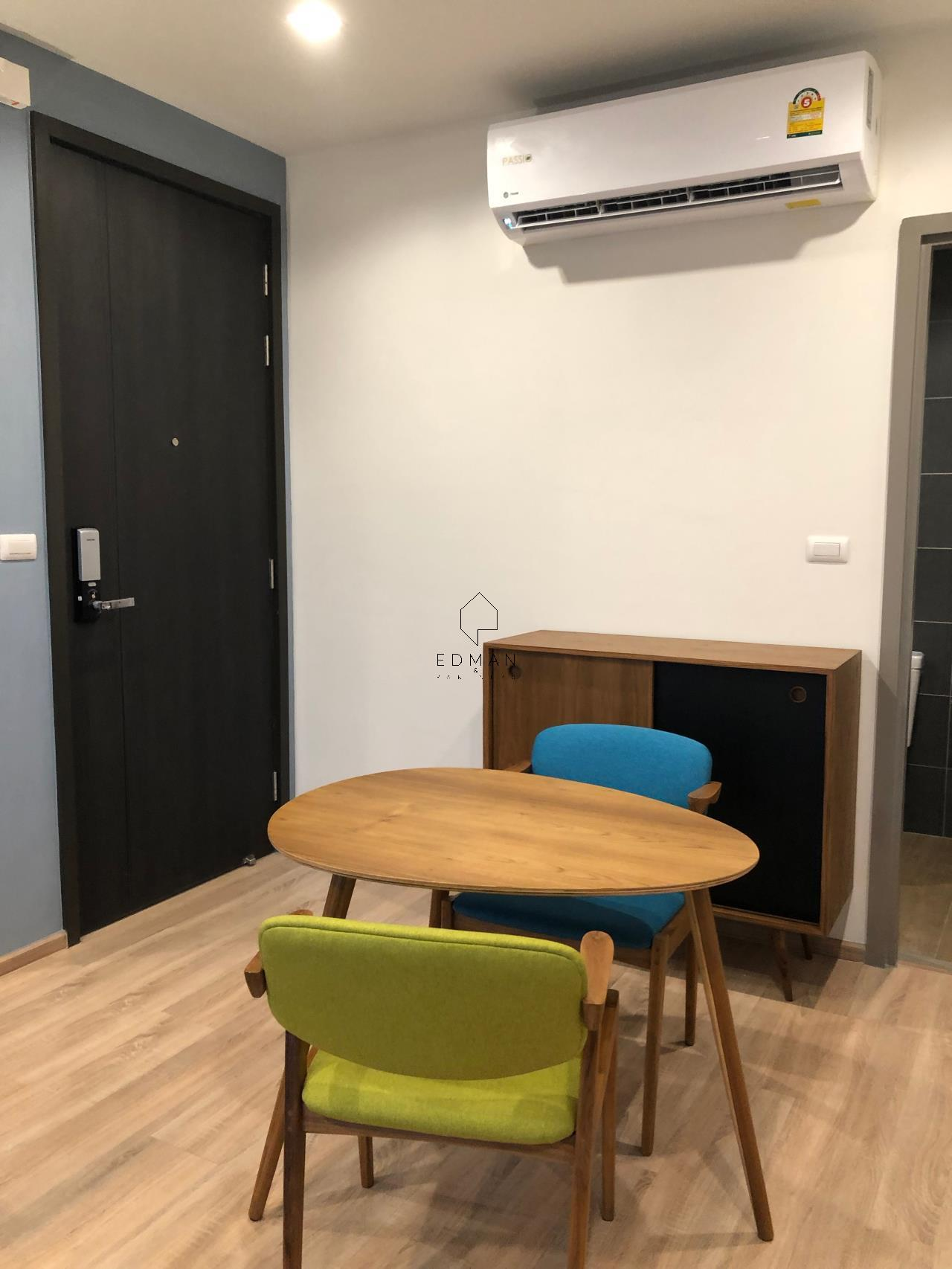 Edman and Partners Co.,Ltd Agency's The Base Garden Rama9 For Rent 17
