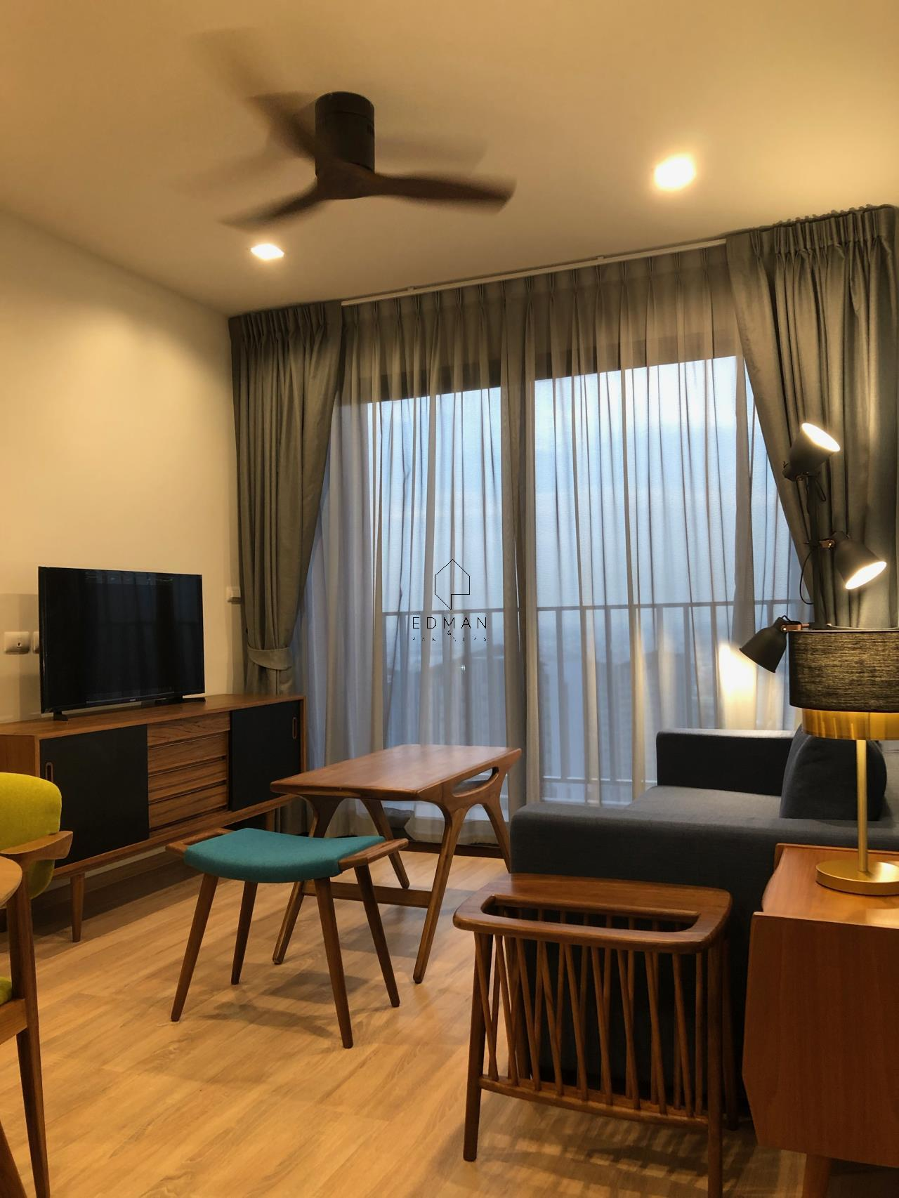 Edman and Partners Co.,Ltd Agency's The Base Garden Rama9 For Rent 1