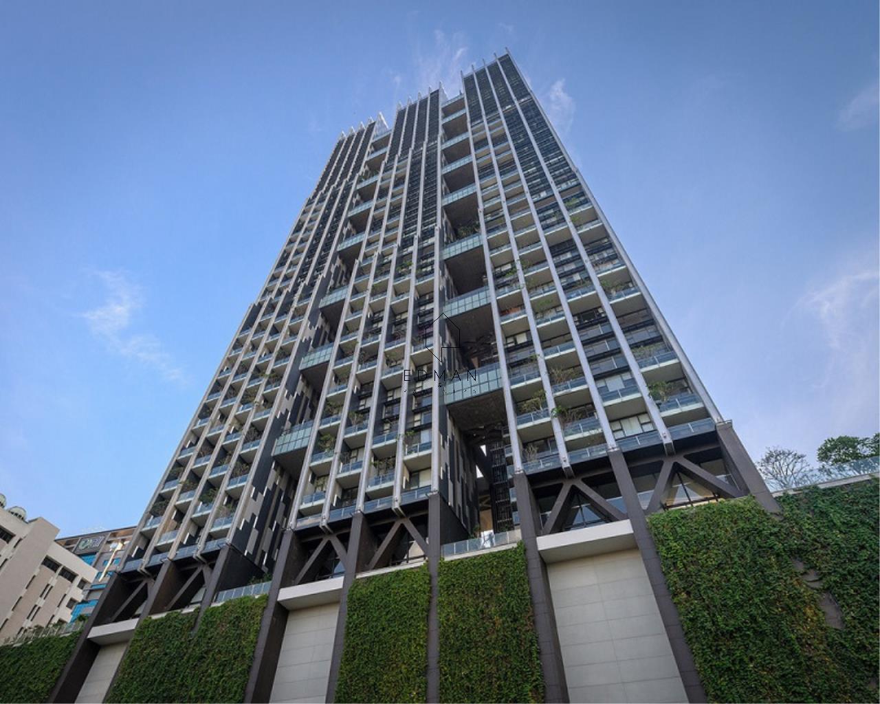 Edman & Partners Co.,Ltd. Agency's The Met (2 bedroom) for rent 3