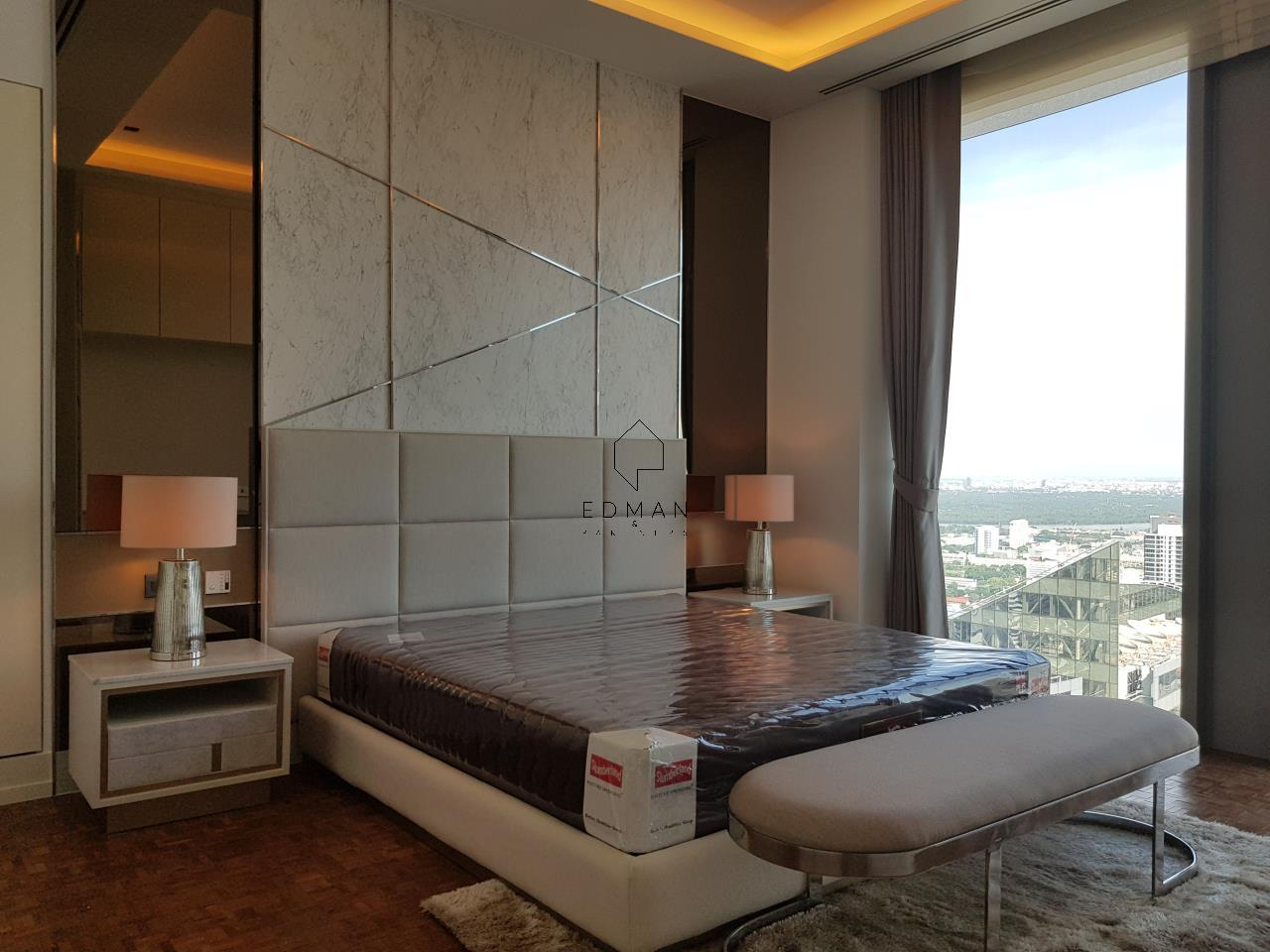 Edman & Partners Co.,Ltd. Agency's The Ritz-Carlton Residences/Mahanakhon (2 bedroom) for rent 11