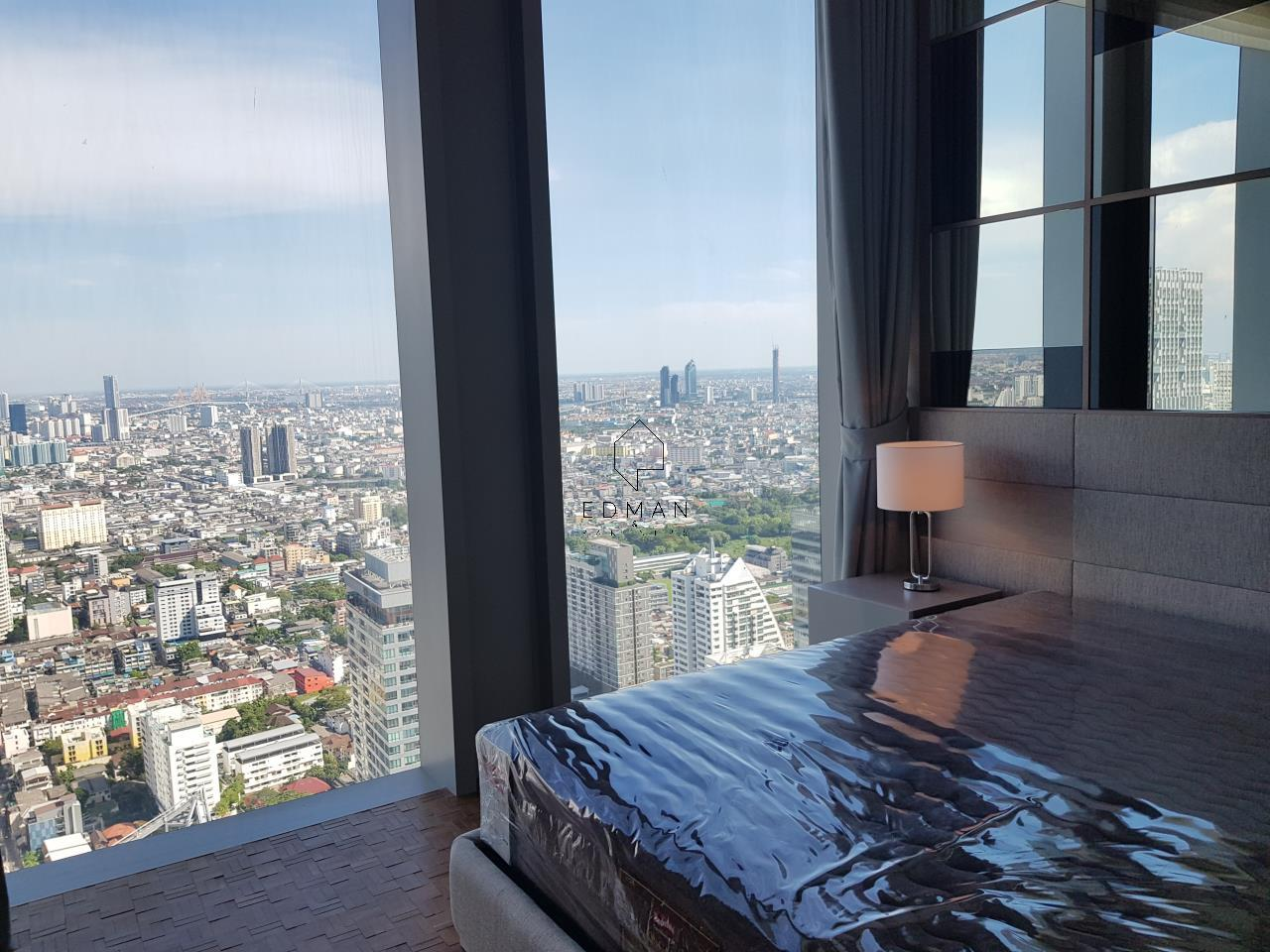 Edman & Partners Co.,Ltd. Agency's The Ritz-Carlton Residences/Mahanakhon (2 bedroom) for rent 14