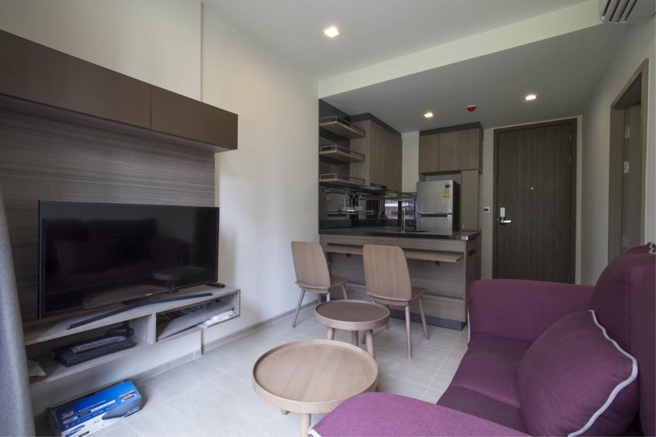 Edman and Partners Co.,Ltd Agency's Condo For Rent, 1 Bedroom 1