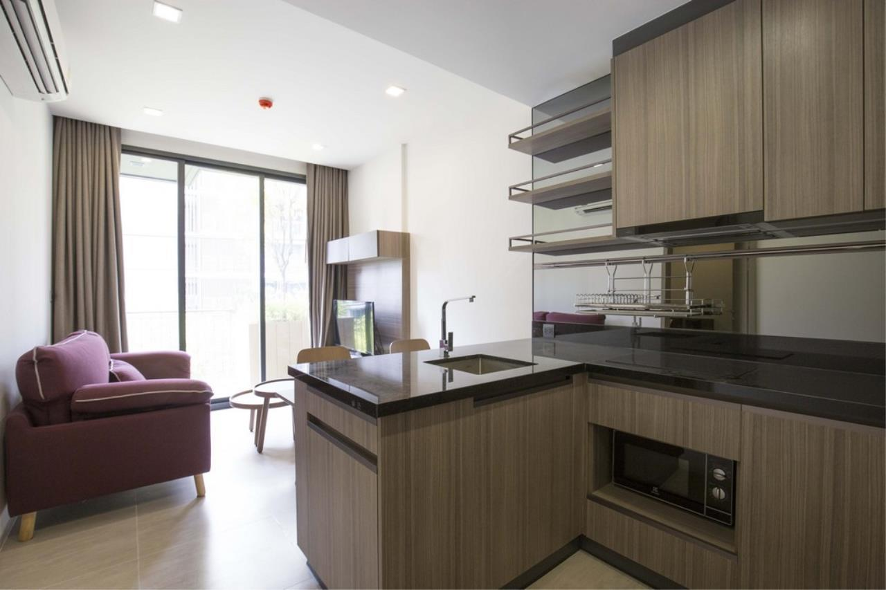 Edman and Partners Co.,Ltd Agency's Condo For Rent, 1 Bedroom 5